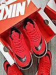 Мужские кроссовки Nike Air Max Tn (красно-белые) 304PL, фото 7