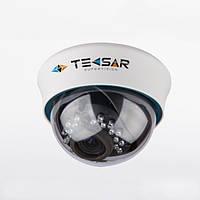 Видеокамера AHD купольная Tecsar AHDD-1M-20V-in