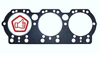 Прокладка головки блока цилиндров ЯМЗ-236 нового образца, (Фритекс), 236-1003210-В5