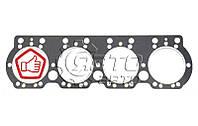 Прокладка головки блока цилиндров, безасбестовая, ЯМЗ-238, нового образца, (ЯЗТО), 238-1003210-В7