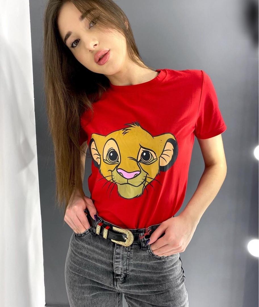 Футболка - хит «Simba»