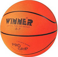 Мяч баскетбольный Winner Orange р. 7