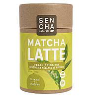 Sencha Naturals , Латте с чаем маття , 240 г
