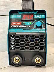 Сварочный инвертор Grand MMA-340 сварочный аппарат сварка