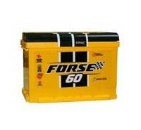Аккумулятор Forse (Форсе) 60 Ah  600 А