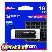 Flash drive USB3.0 16GB GOODRAM UME3 Black (UME3-0160K0R11)