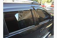 Ветровики (4 шт, Cobra) BMW X6 E-71 2008-2014 гг.