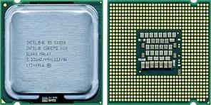 Процессор, Intel Core 2 Duo e6550, 2 ядра, 2.33 гГц