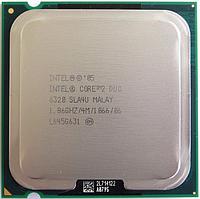 Процессор, Intel Core 2 Duo e6320, 2 ядра, 1.86 гГц, фото 1