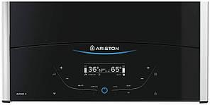 Котел газовый двухконтурный турбированый 32кВт Ariston Alteas X 35 FF NG   3300849, фото 3