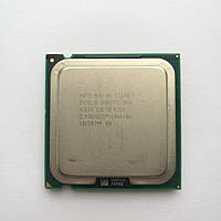 Процессор, Intel Core 2 Duo e7500, 2 ядра, 2.93 гГц