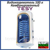 Водонагреватель Tesy Bilight комбинированный 100 л, 2,0 кВт GCV9S 1004420 B11 TSRCP
