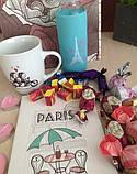 """Подарунок дівчині, мамі на 8 березня, Валентина """"Париж"""", фото 2"""