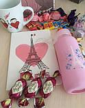"""Подарунок дівчині, мамі на 8 березня, Валентина """"Париж"""", фото 4"""