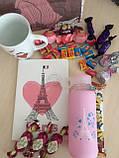 """Подарунок дівчині, мамі на 8 березня, Валентина """"Париж"""", фото 5"""