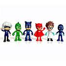 """Игровой набор """"Герои в масках"""" 6 героев \ PJ Masks с аксессуарами scs, фото 3"""