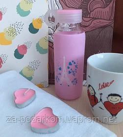 """Подарок девушке, маме на 8 марта, Валентина """"С Любовью"""""""