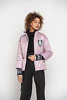Интересная весенняя куртка в разных размерах 42-56