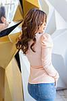 Трикотажна кофтинка від СтильноМодно, фото 7