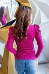 Трикотажна кофтинка від СтильноМодно, фото 6