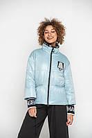 Красивая весенняя куртка в размерах 42-56 из новой коллекции 2020