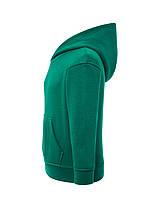 Детское худи JHK KID SWEATSHIRT KANGAROO цвет зеленый (KG), фото 2