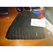 Шапка ODYSSEY черный 648