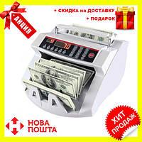 Счетчик банкнот Bill Counter 2108 c детектором UV , cчетная машинка + детектор валют, Новинка