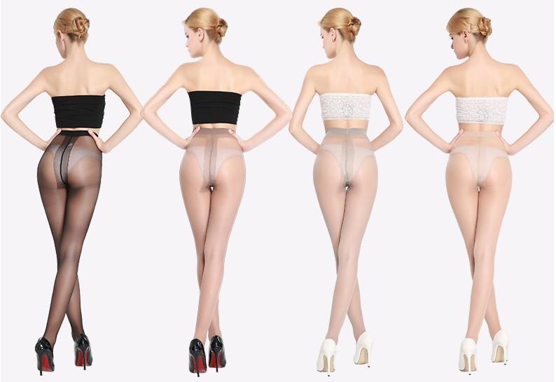 Гладкі жіночі колготки без шортиків 15 ден