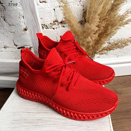 Красные кроссовки, фото 2
