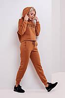 Женский стильный спортивный костюм с зауженными штанами размеры S,M