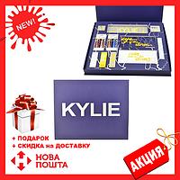 Подарочный набор косметики Kylie Weather Collection синий , Кайли, Новинка