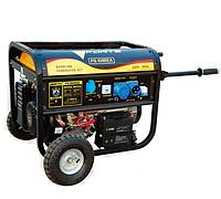 Однофазный бензиновый генератор Forte FG6500EA + Автоматика (5.5 кВт)