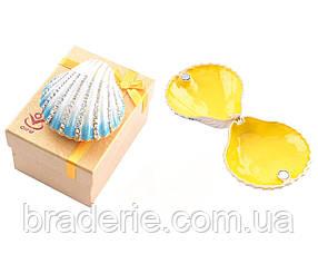 Шкатулка ювелирная Ракушка 1124-2