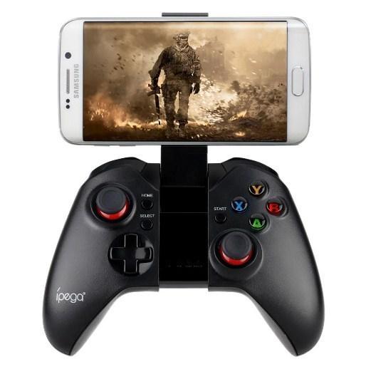 Беспроводной игровой геймпад для смартфонов Android, Windows IPega PG-9037 Черный