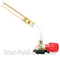 Пальник газовий регулятор, сопло D=10мм INTERTOOL GB-0024, фото 2