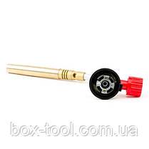 Пальник газовий регулятор, сопло D=10мм INTERTOOL GB-0024, фото 3