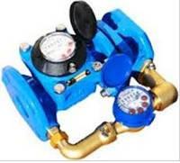 Комбинированный счётчик холодной воды WPVD-UA 50