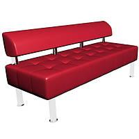 """Офисный диван """"Тонус"""" без подлокотников (бесплатная доставка)"""