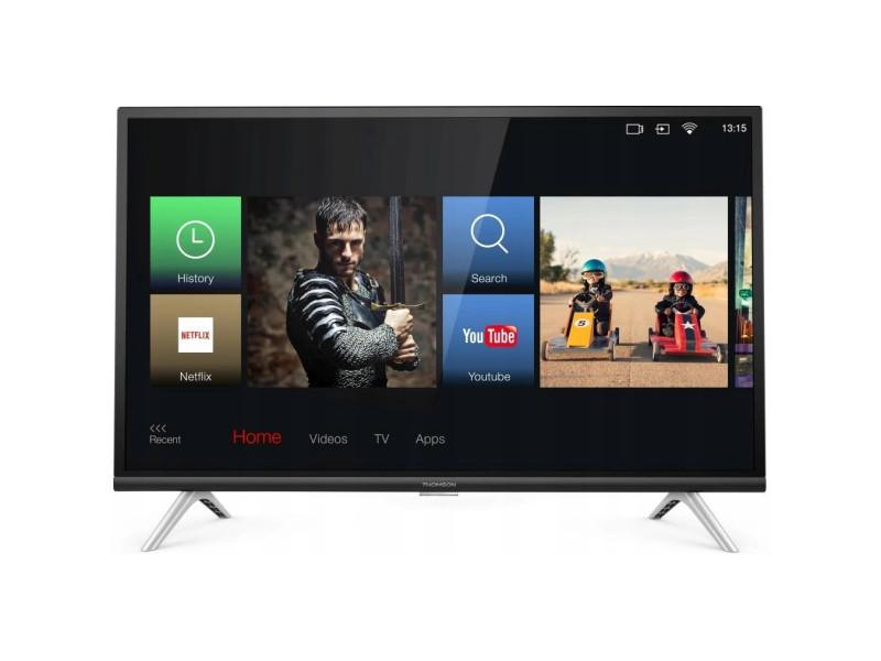 Телевизор Thomson 40FE5606 (Smart TV / Android / Ultra HD / 4К / PPI 400 / Wi-Fi / DVB-C/T/S/T2/S2)