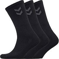 Носки спортивные Hummel 3-Pack Basic Sock. Оригинал