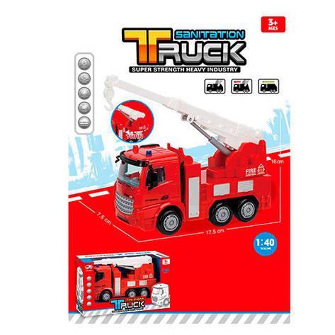 Пожарная машина 999-6 , фото 2