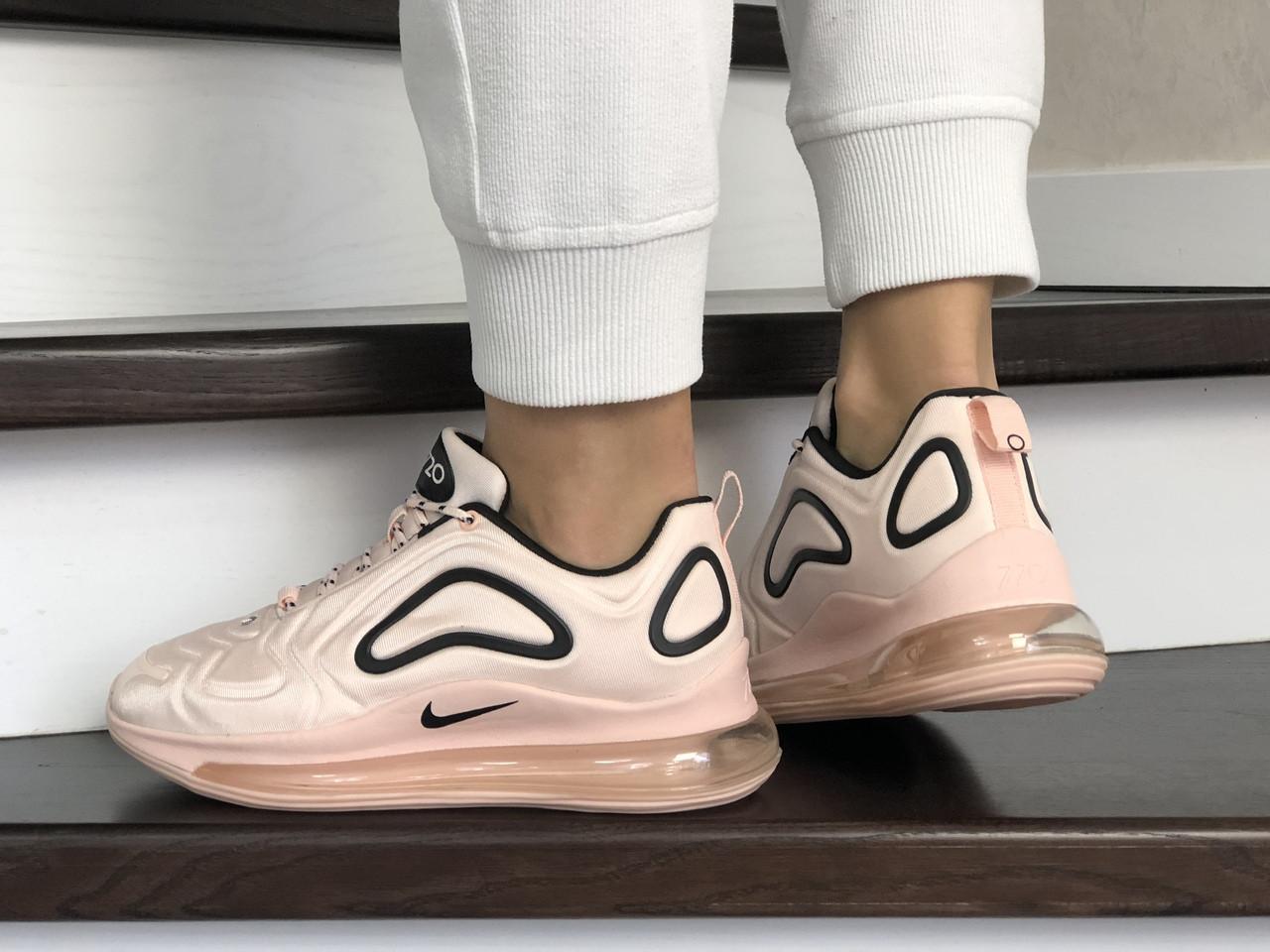 Женские кроссовки Nike Air Max 720 (пудровые) 8940