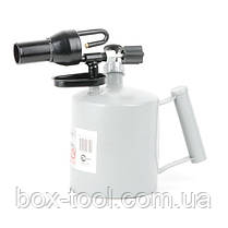 Лампа паяльна бензинова 1.5 л INTERTOOL GB-0032, фото 2