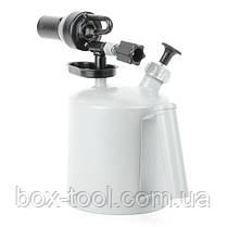 Лампа паяльна бензинова 1.5 л INTERTOOL GB-0032, фото 3