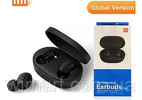 Навушники Xiaomi Mi True Wireless Навушники (AirDots) Basic Black (Global).