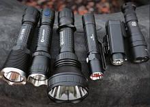 Фонарики, Прожекторы, Тактические фонари, Подствольные фонари.
