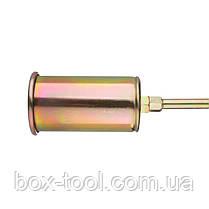Пальник газовий з регулятором 595мм, сопло 110мм, Ø45мм. INTERTOOL GB-0040, фото 3
