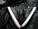Мужские кроссовки Philipp Plein (черные) 076PL, фото 7