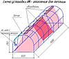 Инфракрасное отопление теплицы Эко стар-2 (2 КВт), фото 8